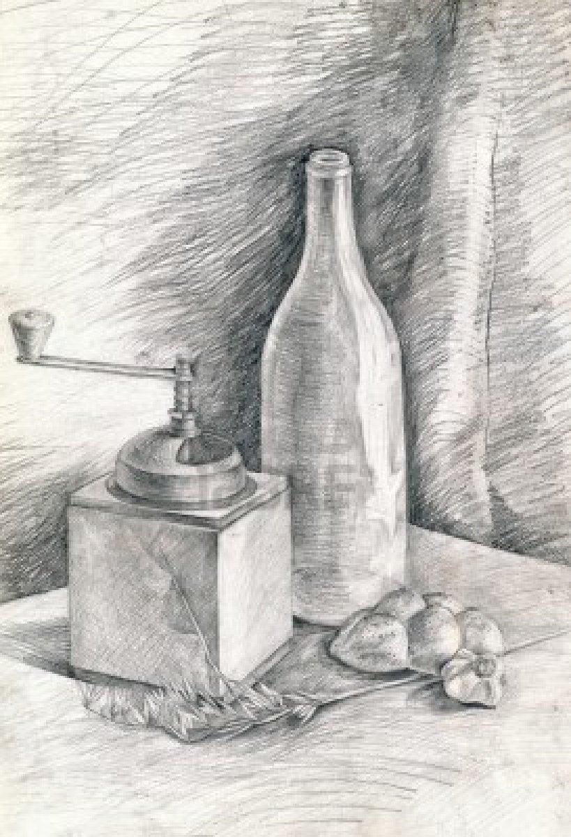 Kresba Tuzkou Kompozice I Graficke Kresleni