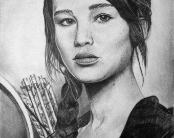 Kresba Portretu Graficke Kresleni