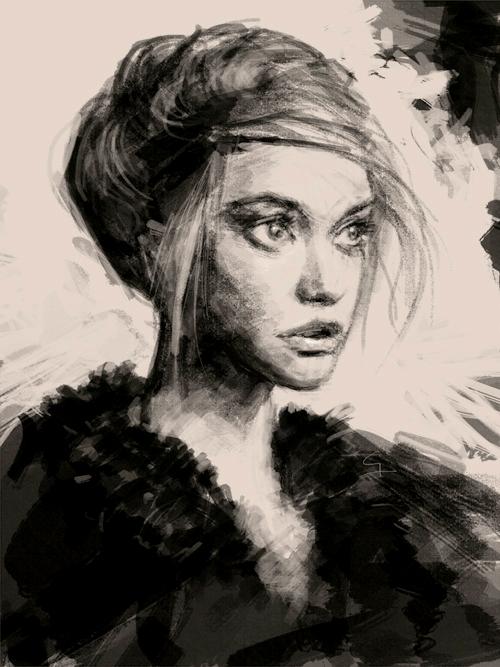 Jak Kreslit S Tuzkou A Uhlem Graficke Kresleni
