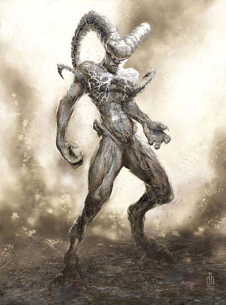 Umelec Predelal 12 Znameni Zverokruhu Na Desiva Monstra Graficke